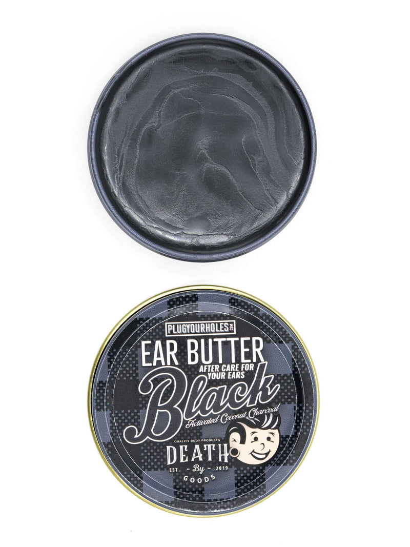 Ear Butter Black (with Activated Charcoal)