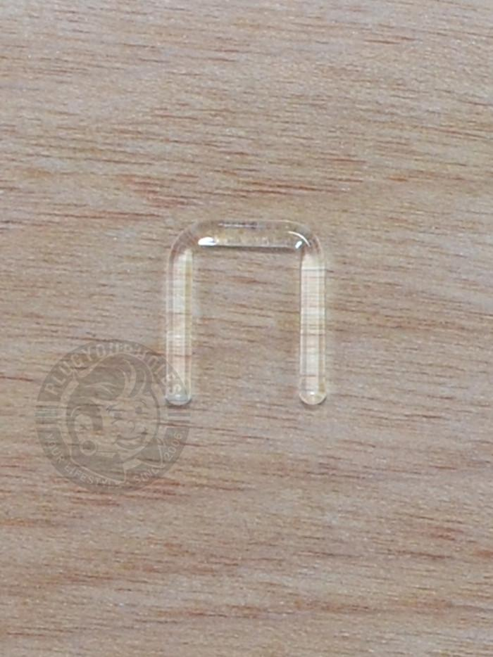 Glass Septum Retainer - Plug Your Holes - Your Lifestyle, Since 2006.  - 1