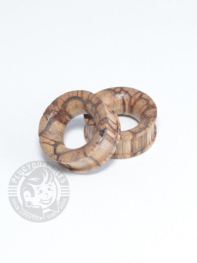 Root Wood Concave Tunnels