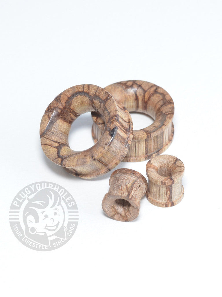 Root Wood Concave Tunnels - Plug Your Holes - Your Lifestyle, Since 2006.  - 2