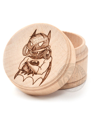 Bushido Dark Knight - Engraved Plug Box - Plug Your Holes - Your Lifestyle, Since 2006.