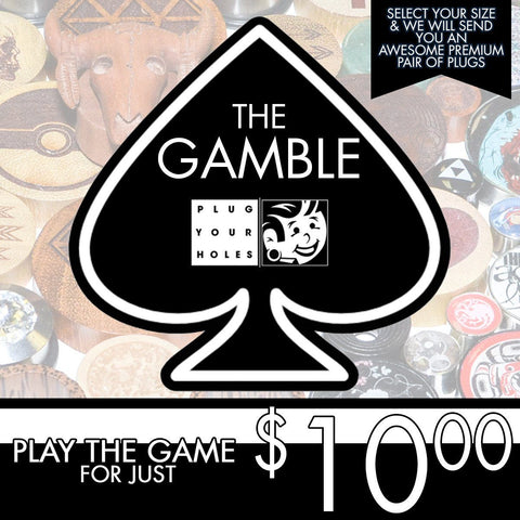 THE GAMBLE - Plug Your Holes - Your Lifestyle, Since 2006.