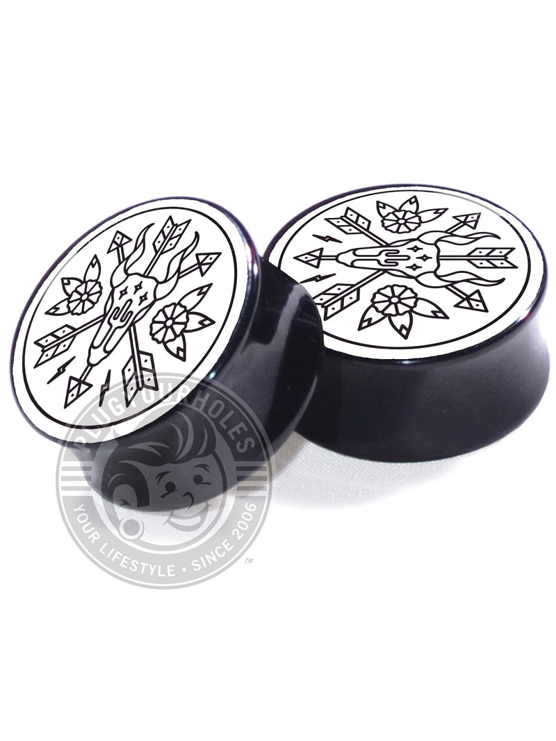 Wester Dream - White - Image Plugs