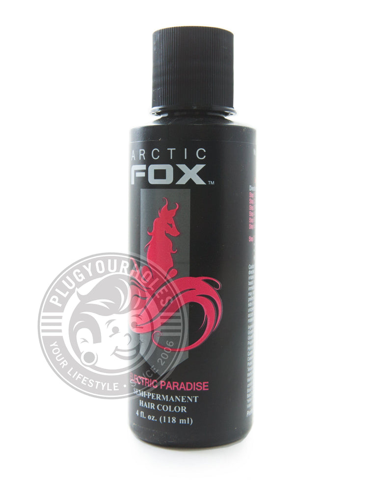Electric Paradise by Arctic Fox - Semi-Permanent Hair Dye