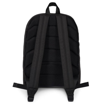 PlugYourHoles Mandala - Black - Backpack