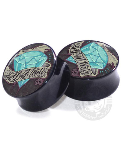 SelfMade Diamond - Image Plugs