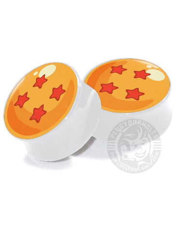 Dragonball - Image Plugs - Plug Your Holes - Your Lifestyle, Since 2006.  - 3