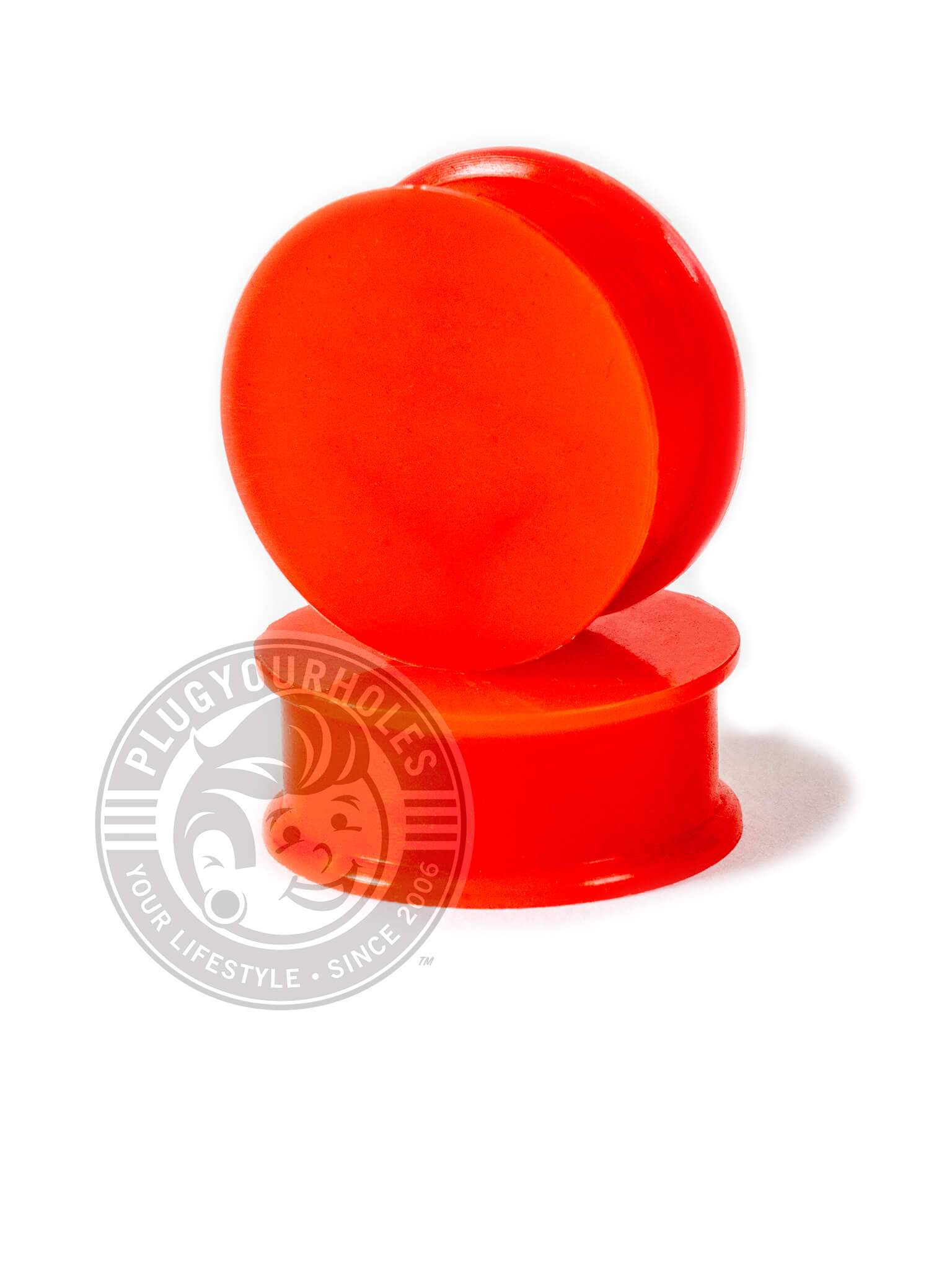 Red Silicone Plugs