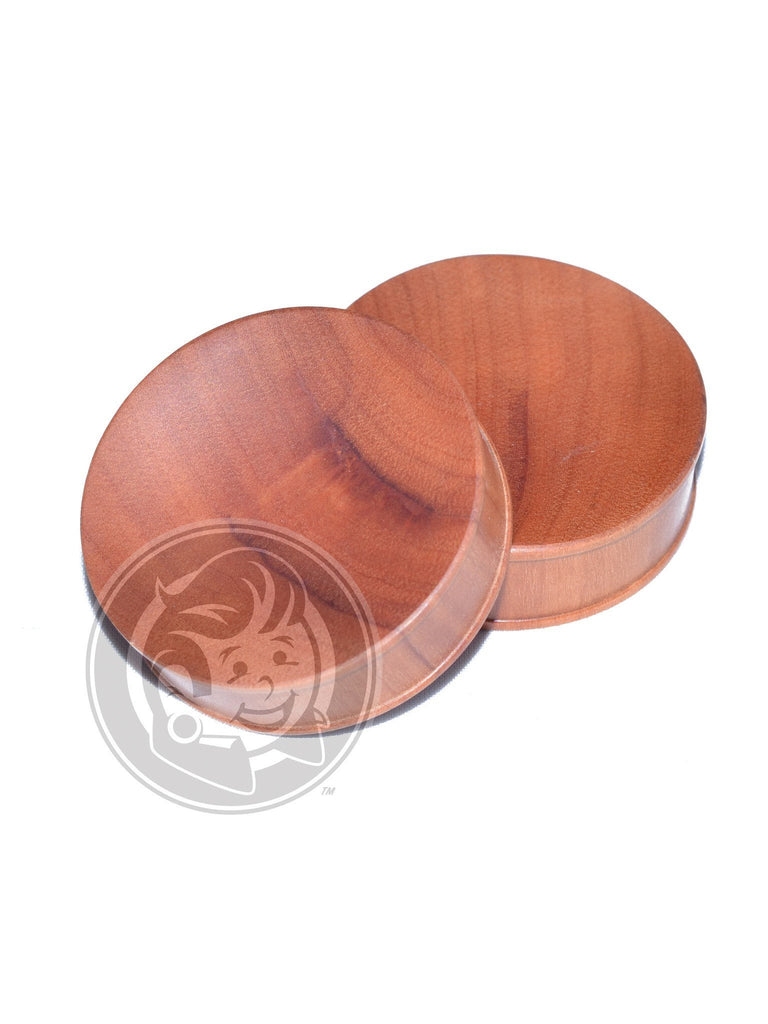 Saba Wood Concave Plugs - Plug Your Holes - Your Lifestyle, Since 2006.  - 1