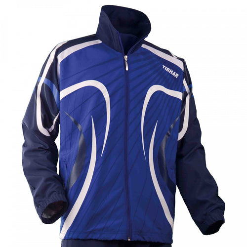 Jacket Beat Blue