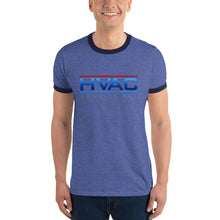 Load image into Gallery viewer, HVAC Know It All Ringer T-Shirt
