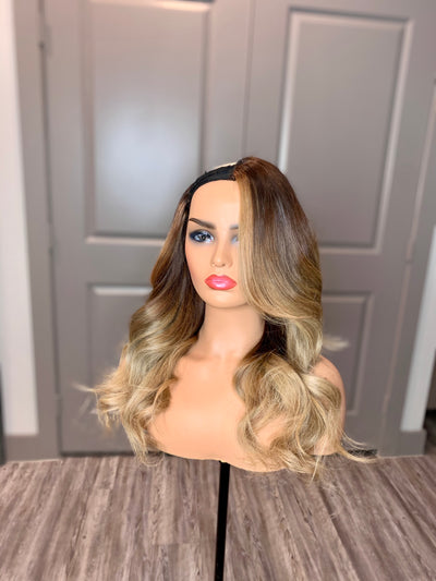 U-part wig (Made to Order will ship in 7-10 business days)