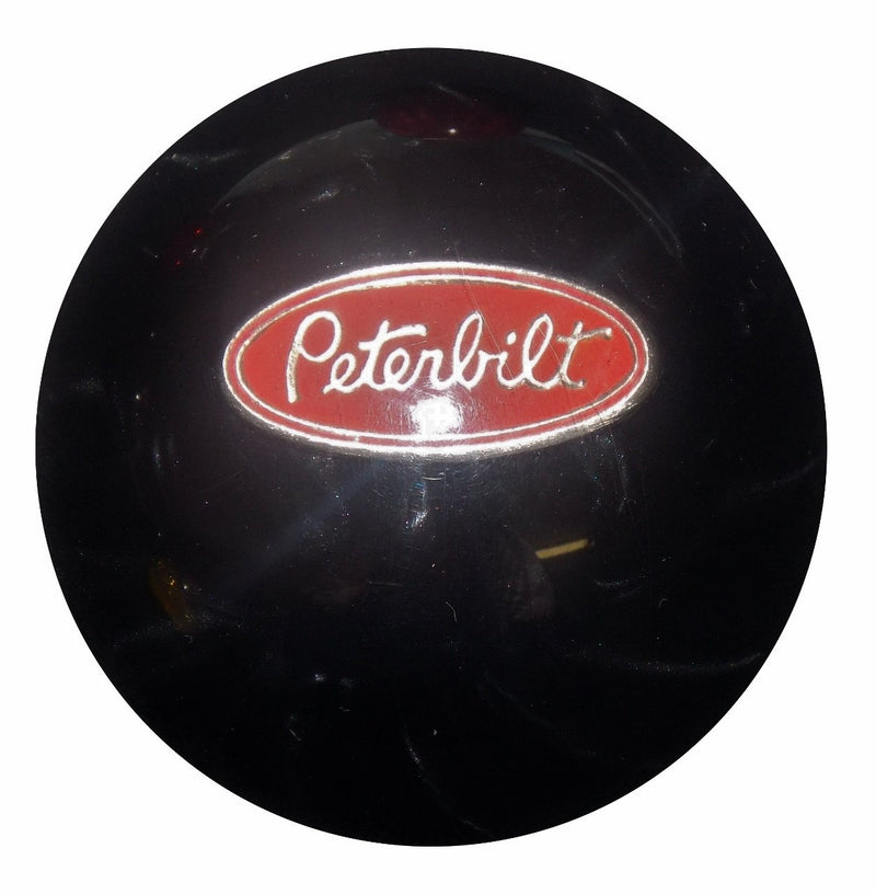 Black Pearl Peterbilt handle cane