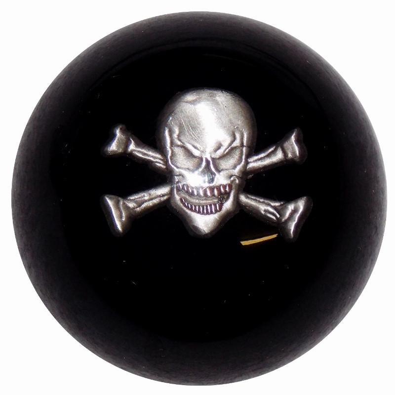 Skull & Crossbones handle cane