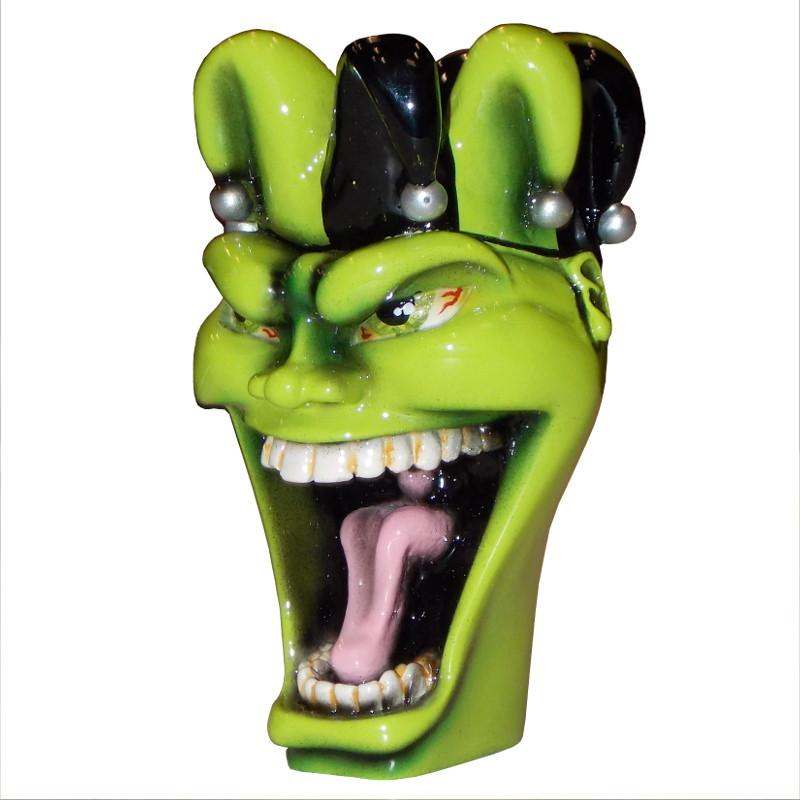 Joker - Nitro Green handle cane