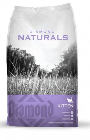 Diamond Naturals Kitten Dry Food