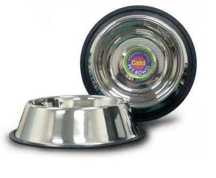 Cadet Non Spill High Luster Bowl for Dogs