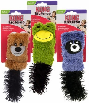 KONG Cat Cozie Kickeroo Cat Toy