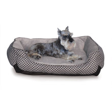 Load image into Gallery viewer, K&H Pet Products Self Warming Lounge Sleeper Square Pet Bed