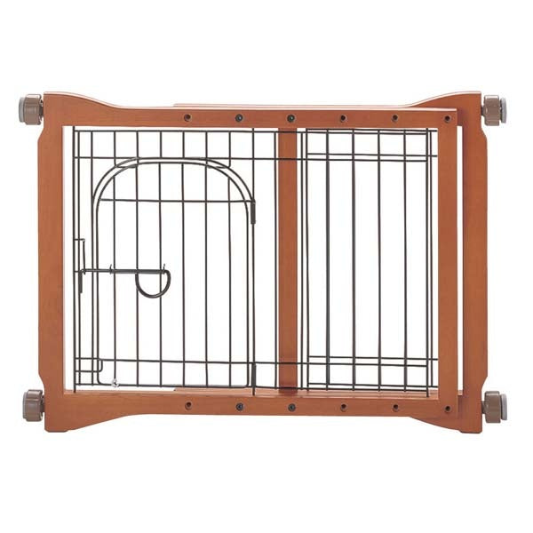 Richell The Pet Sitter Pressure Mounted Gate