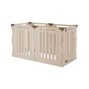 Richell Convertible Indoor/Outdoor Pet Playpen 6 Panel