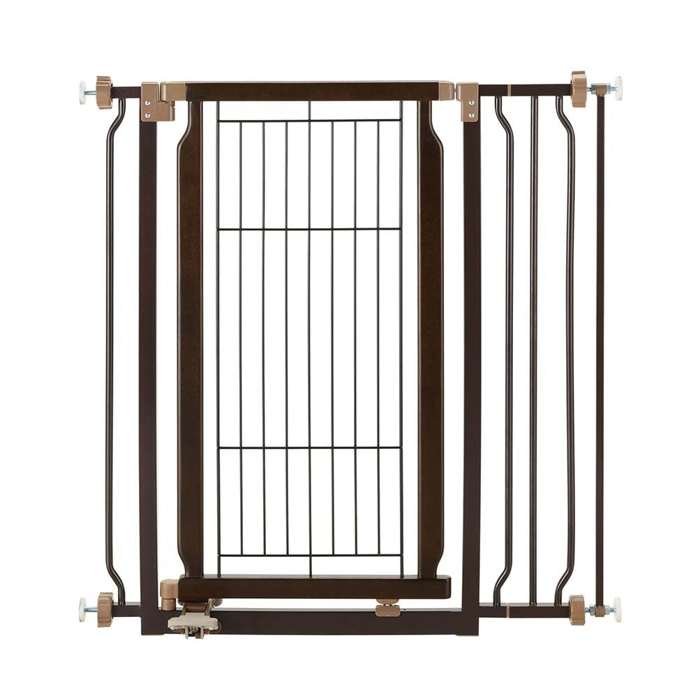 Richell Hands-Free Pressure Mounted Pet Gate