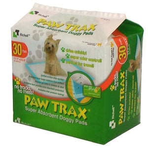 Richell Paw Trax Pet Training Pads