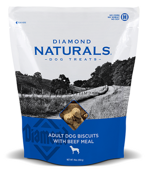 Diamond Naturals Adult Beef Biscuits