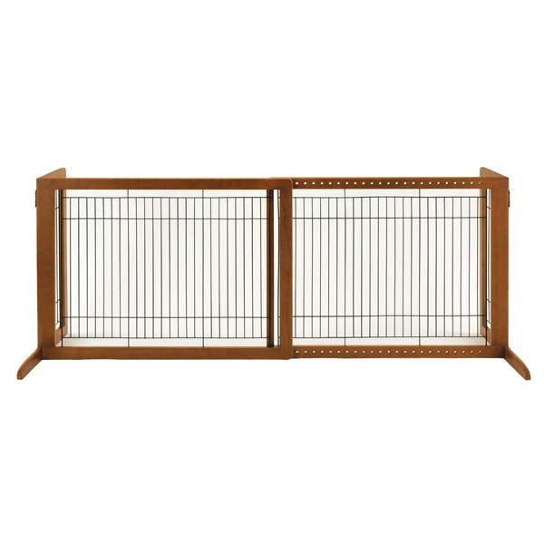 Richell Free Standing Autumn Matte Pet Gate HL