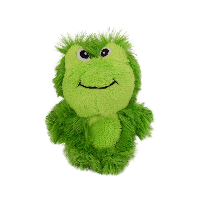 Kong Catnip Botanicals Refillable Frog Cat Toy