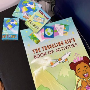 Laila's Luggage Activity Book