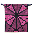 Pink & Navy Travel Bag - Harambee Crafts