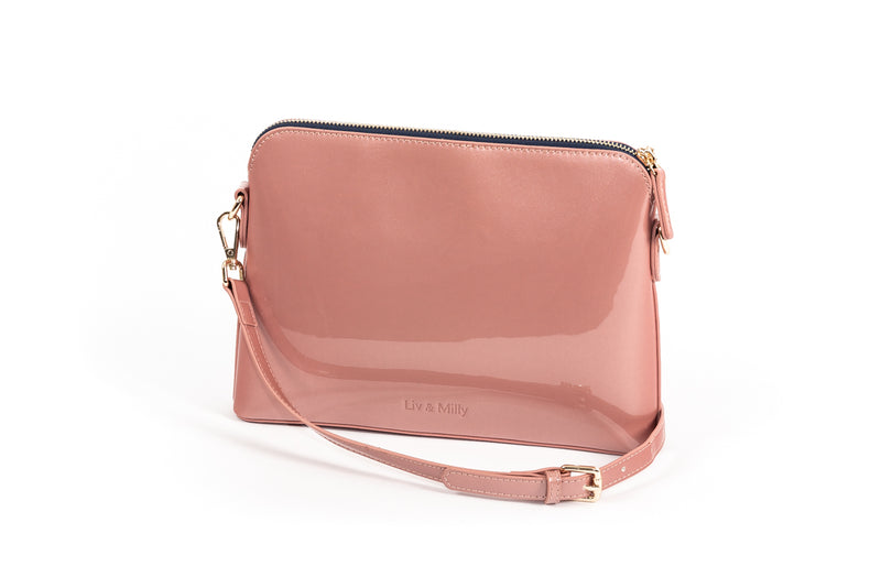 Ravello Bag in Dusty Pink