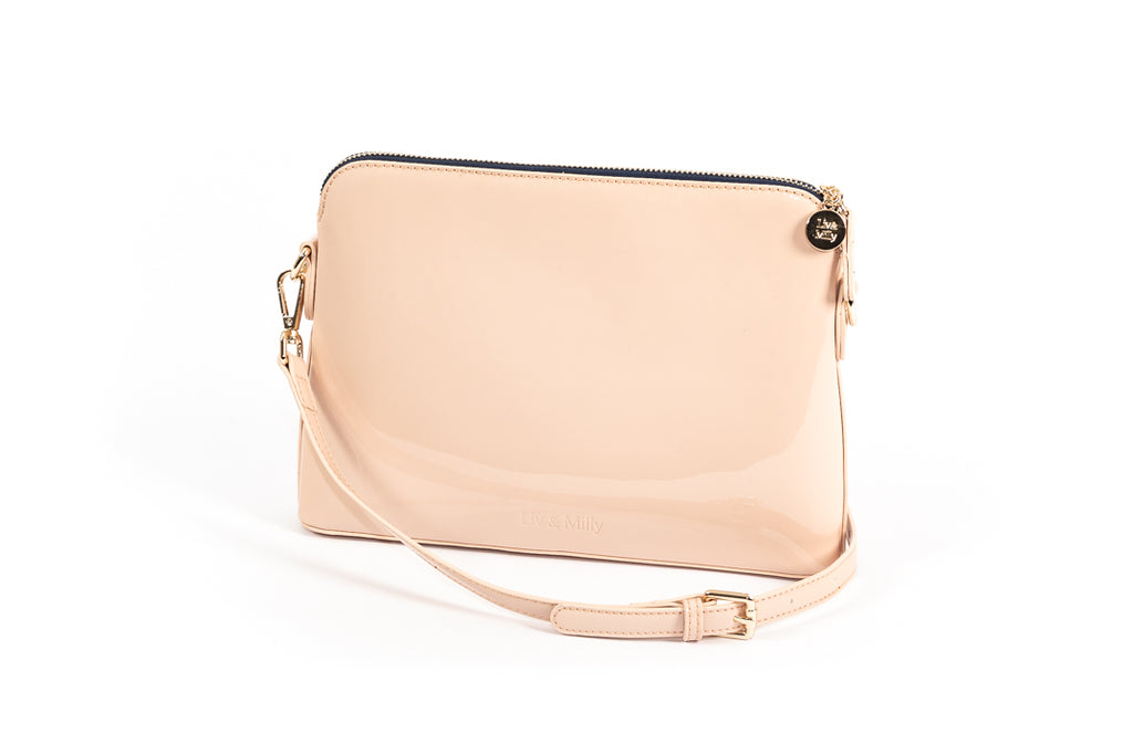 Ravello Bag in Nude
