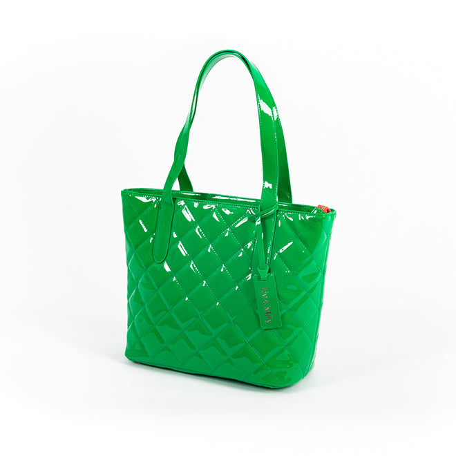 Remi Tote in Green