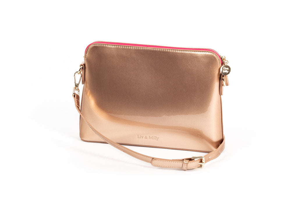 Ravello Bag in Rose Gold