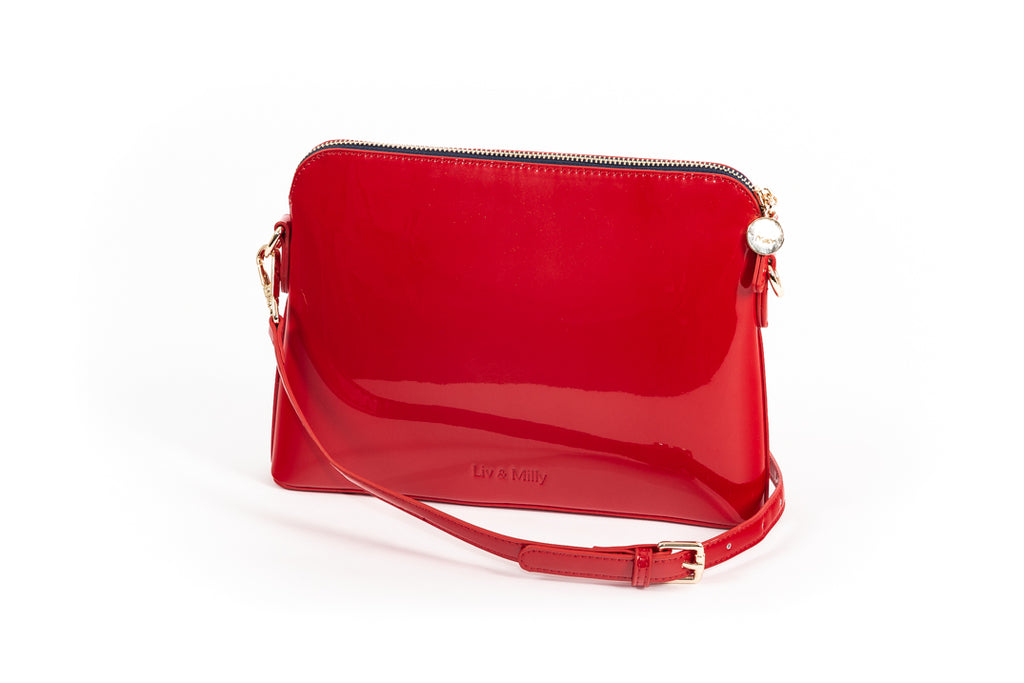 Ravello Bag in Red