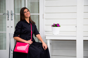 Ravello Bag in Pink - SOLD OUT