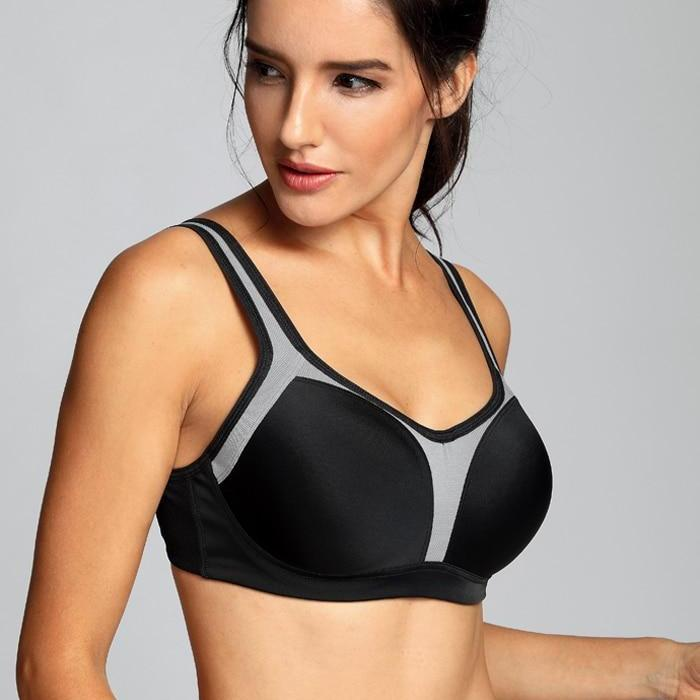 Jaime Firm Support Contour Sports Bra