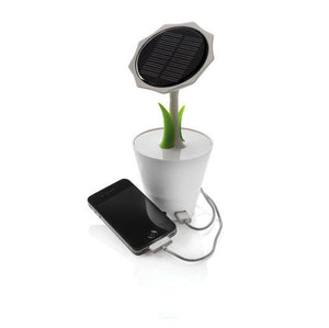 Solar Flowers, Ladestation Handy