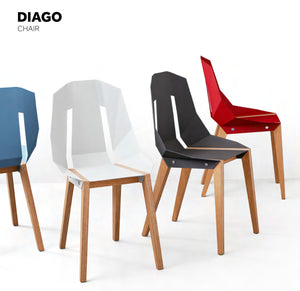 stuhl chair diago, Tabanda