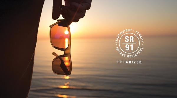 What Makes SR-91® The Most Advanced Polarized Sunglass Lens on the Planet