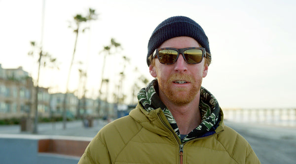 """A Life Outside"" with Photographer, Surfer, Fisherman, Adventurer Eric Warner"