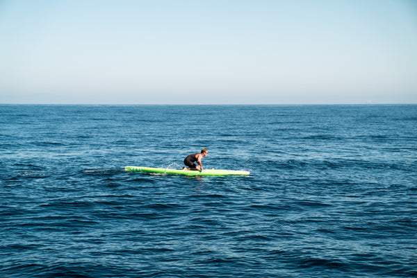 Spencer Pirdy Paddling