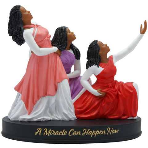 MIRACLE CAN HAPPEN FIGURINE