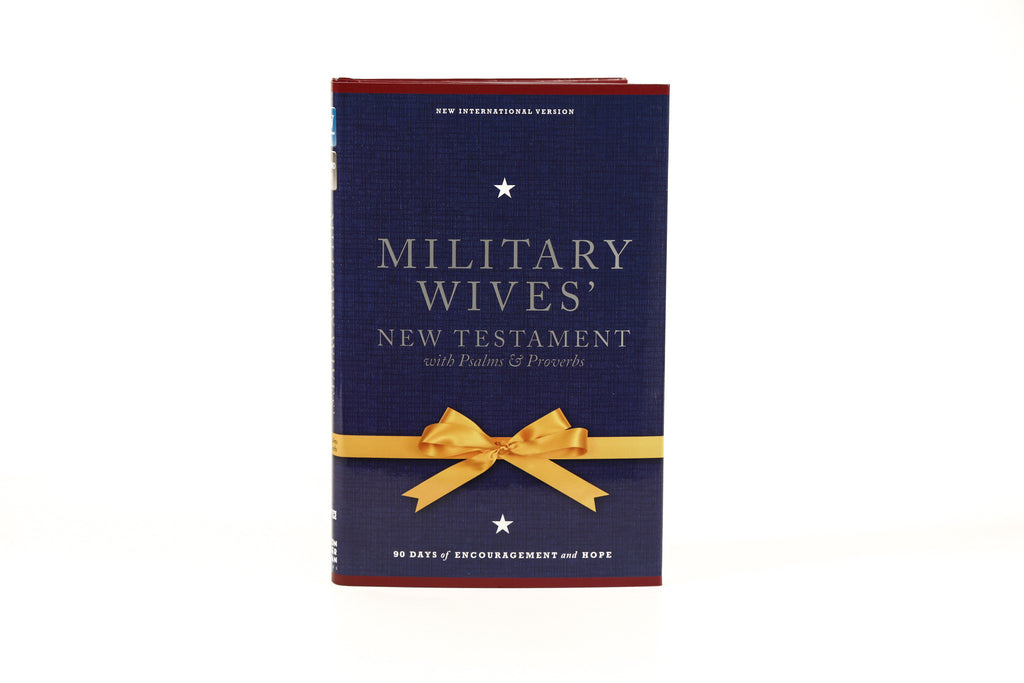 NIV Military Wive's New Testament With Psalms & Proverbs