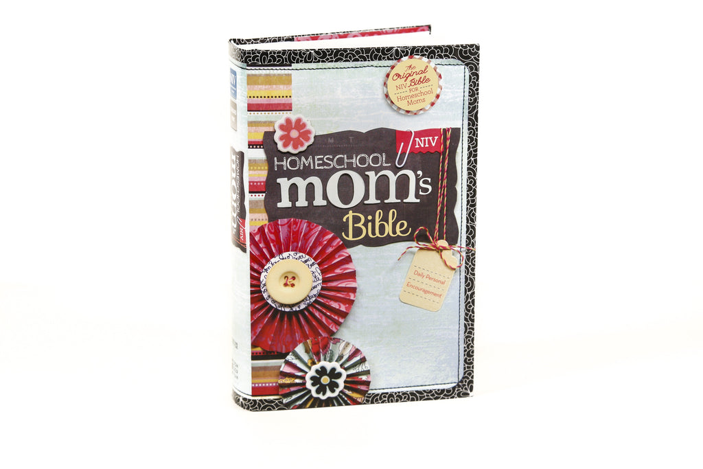 NIV Homeschool Mom's Biible