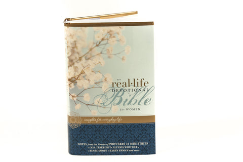 NIV Real Life Devotional Bible