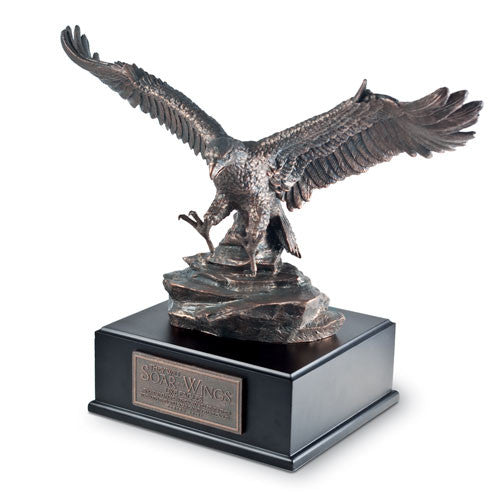 Soaring Eagle Sculpture