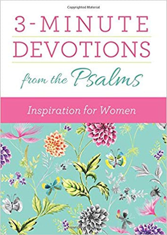 3 MINUTE DEVOTIONS FROM THE PSALMS